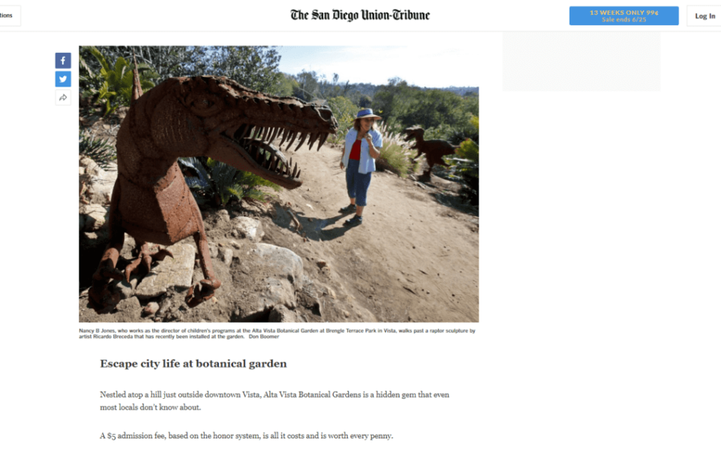 What Is Your Favorite Spot In San Diego? – San Diego Union-Tribune